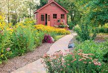 Gardens / by Judd-Maria
