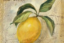 Rótulos frutas