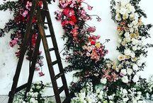 • spring wedding •
