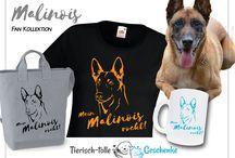 Schäferhund - Malinois Fan Kollektion