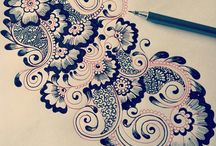 Zentangle/Doodles