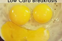 low carb food