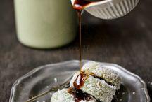 Asian desserts/snacks