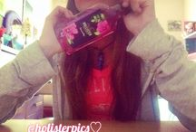 Hollister's perfumes❥ / My own pics of the hollister's perfumes♡
