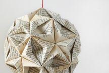 skladačky z papiera
