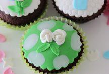 Cupcake'lerim...