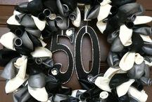 Hubs 50th B-day plans! / by Dawn Watson