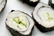 sushi z kalafiora