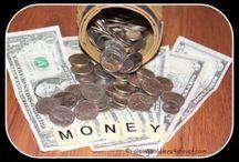 Finances, Budgets, Money