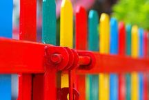 Interesting Colours / We live and breathe colour every day - here are some inspiring pictures