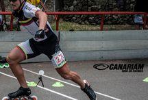Patinaje de velocidad / Este tablero esta dedicado al deporte que ha dado la cara por COLOMBIA♥