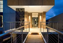 Entrance / Residential Outdoor entrances by Wolf Architects