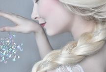 """Frozen /  Disney's Frozen is in my top 3 favourite movies. I love Elsa because of her magical powers. I'm really into shows,movies (e.t.c.) about fantasy and magic. So since I follow the category """"Disney"""" I decided to put my thumbs to good use."""