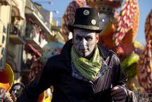 Carnevale di Viareggio 2013 / Reportage della sfilata del Carnevale di Viareggio 2013. #Viareggio