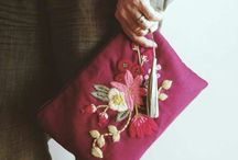 bags, clutches and purses