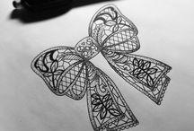 Návrhy na tattoo