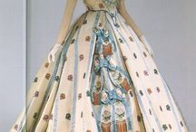 Historical Clothing / Historical clothing, various.
