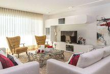 Salas de estar / Mobiliário