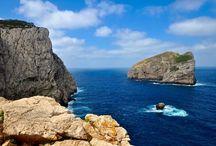 Grotto of Neptune, Sardinia / #Sardinia #neptune #grotto #nature #alghero