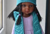Одежда и обувь для куколок