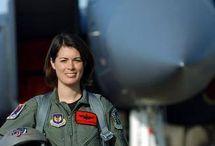 Pilots Nicole Malakowski