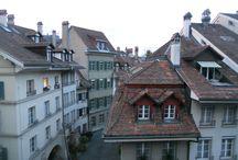 Beautiful Switzerland / A trip between Bern, Lausanne and Geneva!