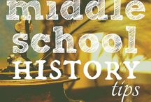 ▲ Middle School Education History