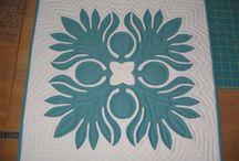 Hawaiien quilt