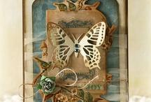 cards / by Pamela K Dickinson-Melieste