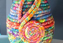 Coiled Art items