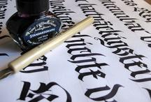 Calligraphy Art / on my bucket list