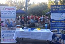 Boca Pal / Inspirations for Youth and Families has exhibited at the Boca Pal 5K race for four consecutive years. Check out all the great pics