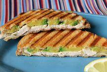 Panini. / Sandwich