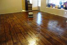 Floors / by Heidi Pyron Adams