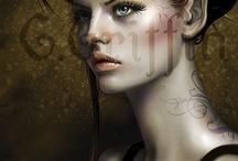 Crafts Fairies_Elves_Faces / by Traseguss Trunenp