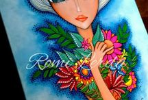 Romi Lerda Artista plastica
