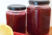 Recipes - Jams, Pickles and Preserves
