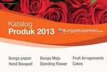 Porfolio_BungaNusantara.com Product Catalogue
