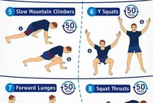 Fitness Workouts / The best fitness workouts tips on Pinterest. Follow to get more workouts tips!