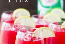 Raspberry lemonademl