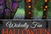 Dress your house for Halloween / Halloween is fast approaching. Wondering how to dress your house for Halloween? These spooky Halloween ideas will get your imagination going. It's full of Halloween decor to get scary.