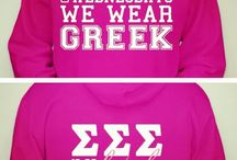 Greek Life / by Taylor Glover