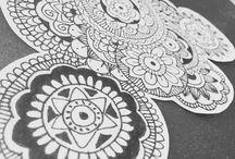 Art / Zentangle art