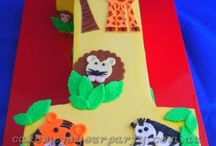 1st Birthday Ideas / Ideas for Brays 1st Birthday Party