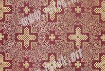 Byzantine silk