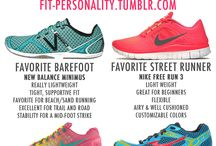 Best running shoes for you!  / by Tayler Wurtz