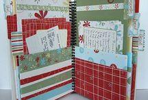 Handmade Recipe Books / DIY Handmade Recipe Books!