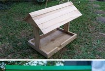 Scrap Wood Projects / Taking scrap wood and making something useful from them.