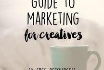 Creative business / by Laura Jane Smith (Godfrey)