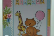 Inspiration - Baby Cards